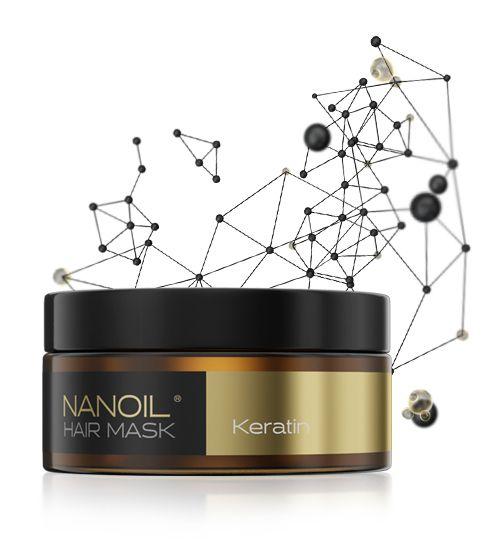 Nanoil Keratin Hair Mask - najlepsza maska z keratyną