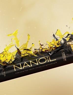 Nanoil olejek do kadego rodzaju włosów