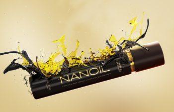 Nanoil- olejek do każdego rodzaju włosów