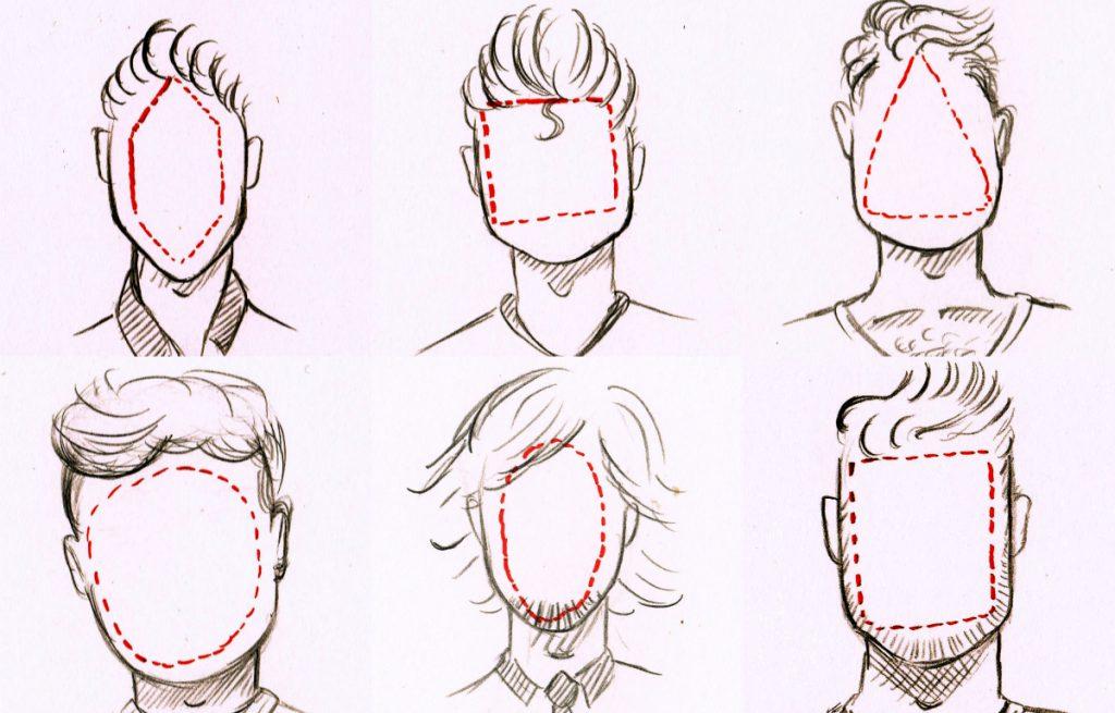 Jak dopasować fryzurę do kształtu twarzy?