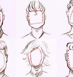 jak dopasować fryzurę do kształtu twarzy