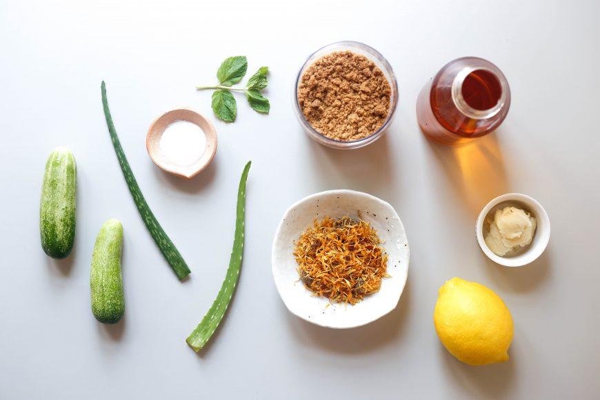 Kosmetyki z kuchni. Jak wykorzystać to, co masz w lodówce i spiżarni?