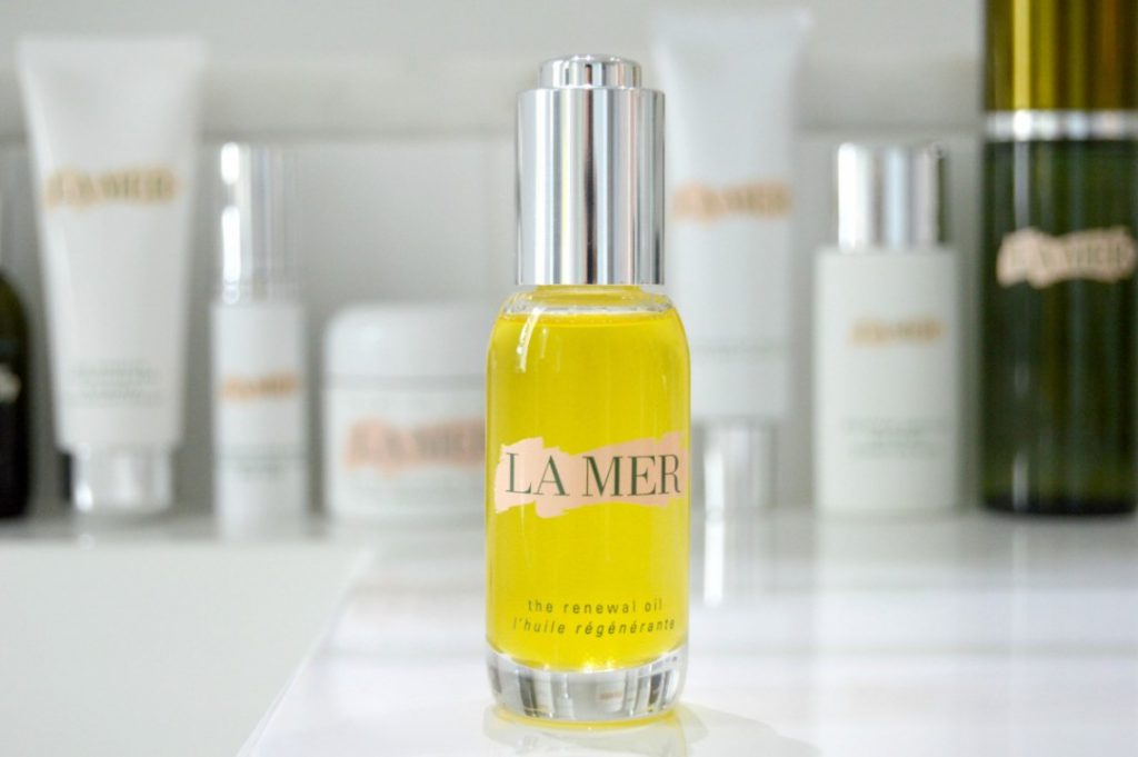 Jak dbać o skórę i włosy? The Renewal Oil od La Mer