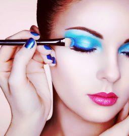 trendy w modzie i makijażu