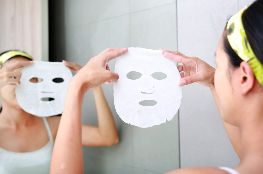 Cudowny kosmetyczny wynalazek – maska w tabletce