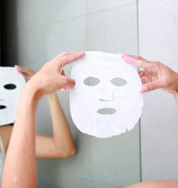 maska w tabletce