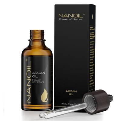 Nanoil - najlepszy olejek arganowy