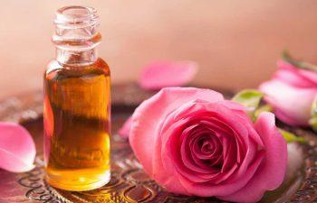 właściwości olejku różanego
