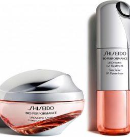 kosmetyki do cery dojrzałej shiseido