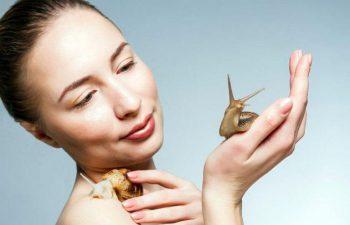 śluz ślimaka w kosmetykach