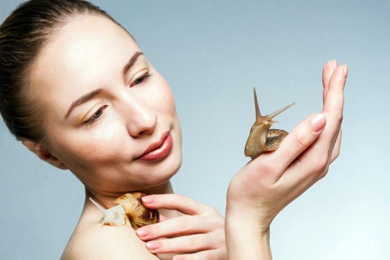 Jakie właściwości mają kosmetyki zawierające śluz ślimaka?
